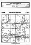 Map Image 064, Crow Wing County 1987 Published by Farm and Home Publishers, LTD